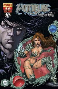 Witchblade: Shades of Gray #2B VF/NM; Dynamite | save on shipping - details insi
