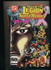 DC LOT OF 13- LEGION OF SUPER-HEROES #330,332,305-309,311,313-317 (PF366)