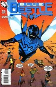 Blue Beetle (2006 series) #23, NM- (Stock photo)