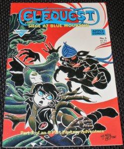 ElfQuest: Siege At Blue Mountain #3 (1987)