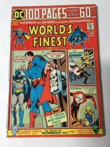 World's Finest Comics 226 Fn+ Fine+ 6.5 Dc