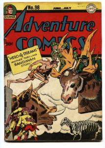 ADVENTURE COMICS #98-Sandman, Starman, Shining Knight-DC comic book