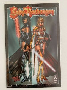 Lady Pendragon #6 Dragon Blade  Image Comics VF+