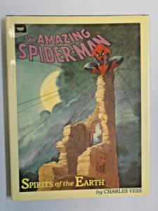 Amazing Spider-Man Spirits of the Earth #1 - hardcover - see pics - 6.0 - 1991