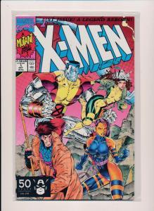 MARVEL X-MEN 1st Issue A Legend Reborn #1 NEAR MINT (SRU456)
