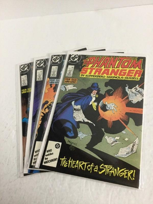 Phantom Stranger 1-4 Lot Set Run Nm Near Mint DC Comics IK