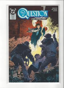 The Question #23 Mature Readers VF/NM Nice Copy