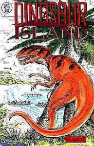 Dinosaur Island #1 VF/NM; Monster   save on shipping - details inside