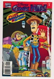 Marvel Disney Comic Hits Toy Story Cover Mystery Issue #9 (1996) ~ VF+ (PF228)