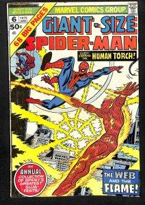 Giant-Size Spider-Man #6 (1975)