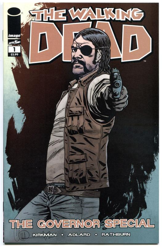 WALKING DEAD GOVERNOR SPECIAL #1, NM, Zombies, Kirkman, 2013, more TWD in store