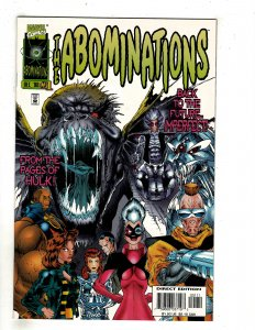 Abominations #1 (1996) OF42