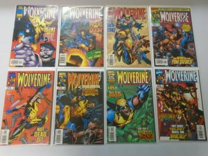 High # Wolverine lot 27 different from #112-170 8.0 VF (1997-2002 1st Series)