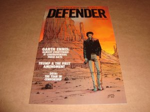 CBLDF DEFENDER LOT OF 5 (2015-2017)