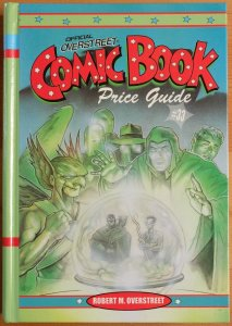 Overstreet Comic Book Price Guide #33 HC - Justice Society - Near Mint 9.4 2003
