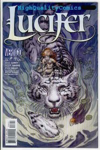 LUCIFER #56, NM+, Devil, Monsters, Michael Kaluta, 2000, more Vertigo in store