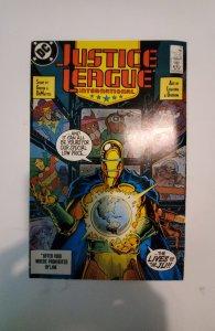 Justice League International #15 (1988) NM DC Comic Book J741