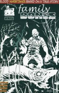 Family Bones #3 VF/NM; King Tractor   save on shipping - details inside