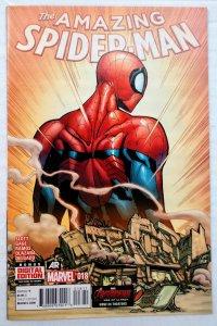 Amazing Spider-Man #18 (NM, 2015)