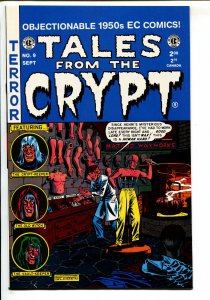 Tales From The Crypt-#9-1994- Gemstone EC reprint