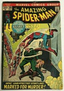 AMAZING SPIDER-MAN#108 GD/VG 1972 MARVEL BRONZE AGE COMICS