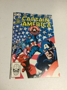 Captain America Annual 6 Nm Near Mint Marvel Comics