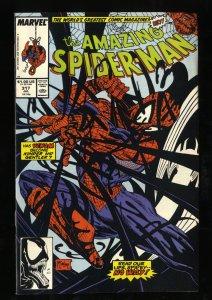 Amazing Spider-Man #317 VF+ 8.5 Venom!