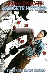 Army of Darkness: Ash Gets Hitched #3 VF/NM; Dynamite | save on shipping - detai