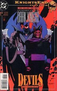 Batman: Legends of the Dark Knight #62, NM (Stock photo)