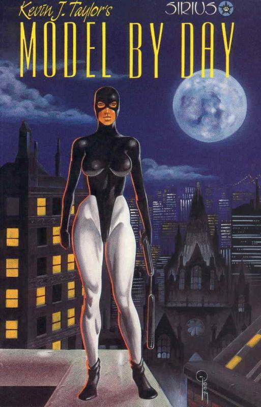 Model By Day TPB #1 VF/NM; Rip Off | save on shipping - details inside