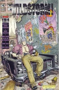 Wildstorm! #1, VF+ (Stock photo)