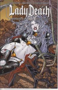 Lady Death (Boundless) #5A VF; Boundless | save on shipping - details inside