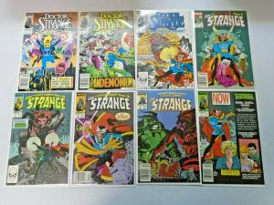 Doctor Strange lot #2 to #49 3rd Series 46 different books 8.0 VF (1989)