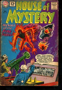 House of Mystery #117 (1961)