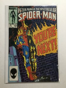 Peter Parker, The Spectacular Spider-Man 103 Near Mint Nm Marvel