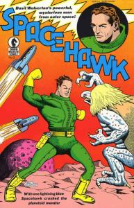 Spacehawk #2 VF; Dark Horse | save on shipping - details inside