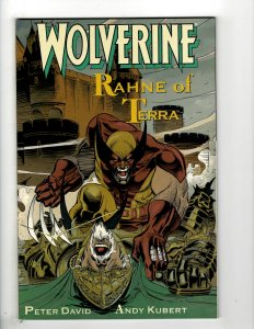 Wolverine: Rahne of Terra #1 (1991) J604