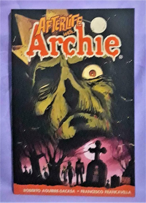 Roberto Aguirre-Sacasa AFTERLIFE WITH ARCHIE TP Francavilla (Archie, 2017)!