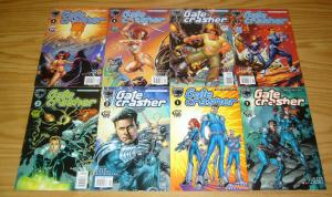 Gatecrasher: Ring of Fire #1-4 VF/NM complete series - set of all 8 variants