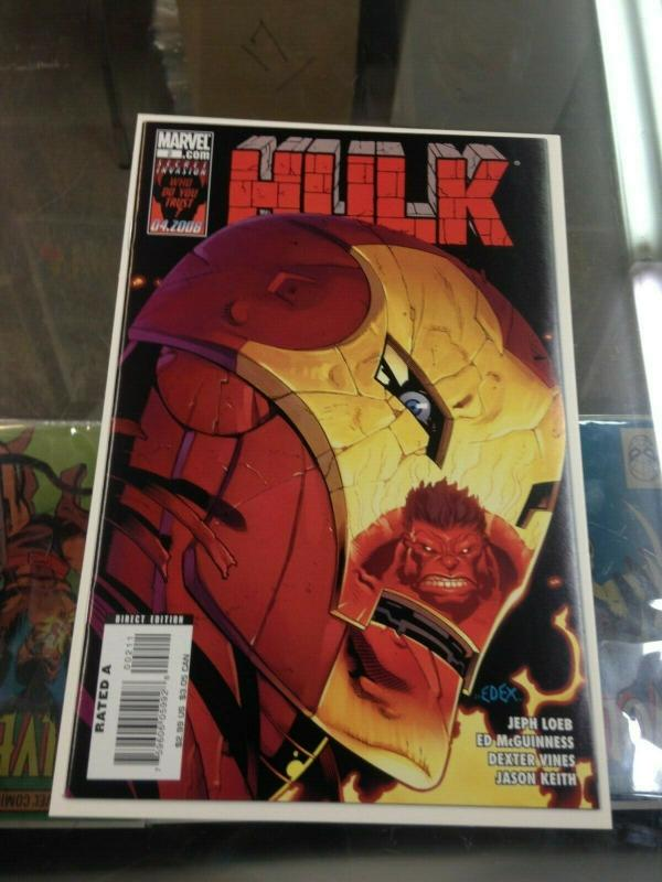 Hulk 2 Vol.2 1st App. of A-Bomb NM-