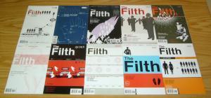 the Filth #1-13 VF/NM complete series - grant morrison - vertigo comics set lot