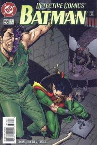 Detective Comics (1937 series) #698, VF (Stock photo)