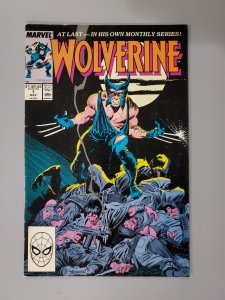 Wolverine 1 1988 Chris Claremont Marvel Copper age