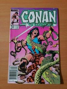 Conan the Barbarian #162 Newsstand Edition ~ NEAR MINT NM ~ 1984 Marvel Comics