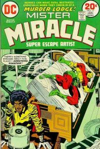 Mister Miracle (1971 series) #17, VF+ (Stock photo)