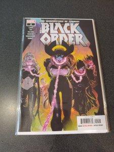 Black Order #2 (2019)