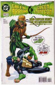 Green Arrow   vol. 2   #110 VG (Hard-Traveling Heroes 2)