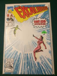 Excalibur #50 Giant-Sized Spectacular! NM