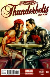 Thunderbolts (2nd Series) #30 VF/NM; Marvel | save on shipping - details inside