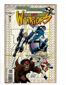 11 Marvel Comics The New Warriors 49 50 Annual 1 2 3 Nova 1 2 6 Mutants + RB6